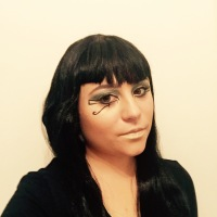 13 Days of Halloween Makeup- Cleopatra