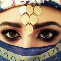 13 Days of Halloween Makeup-Arabian Nights