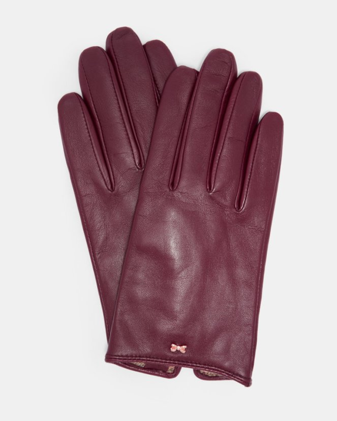 ca-Womens-Accessories-Gloves-BOWSII-Bow-detail-leather-gloves-Maroon-XA7W_BOWSII_MAROON_1.jpg