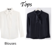 Timeless Capsule Wardrobe- Tops