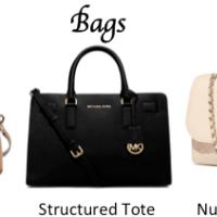 Timeless Capsule Wardrobe: Bags