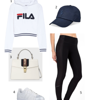 Comfortable Road Trip Outfits