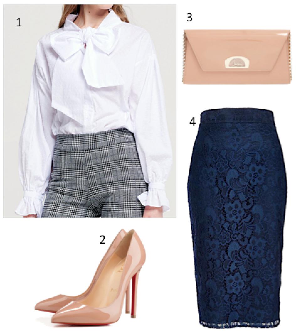 Inspiration tuesday: lace elegance