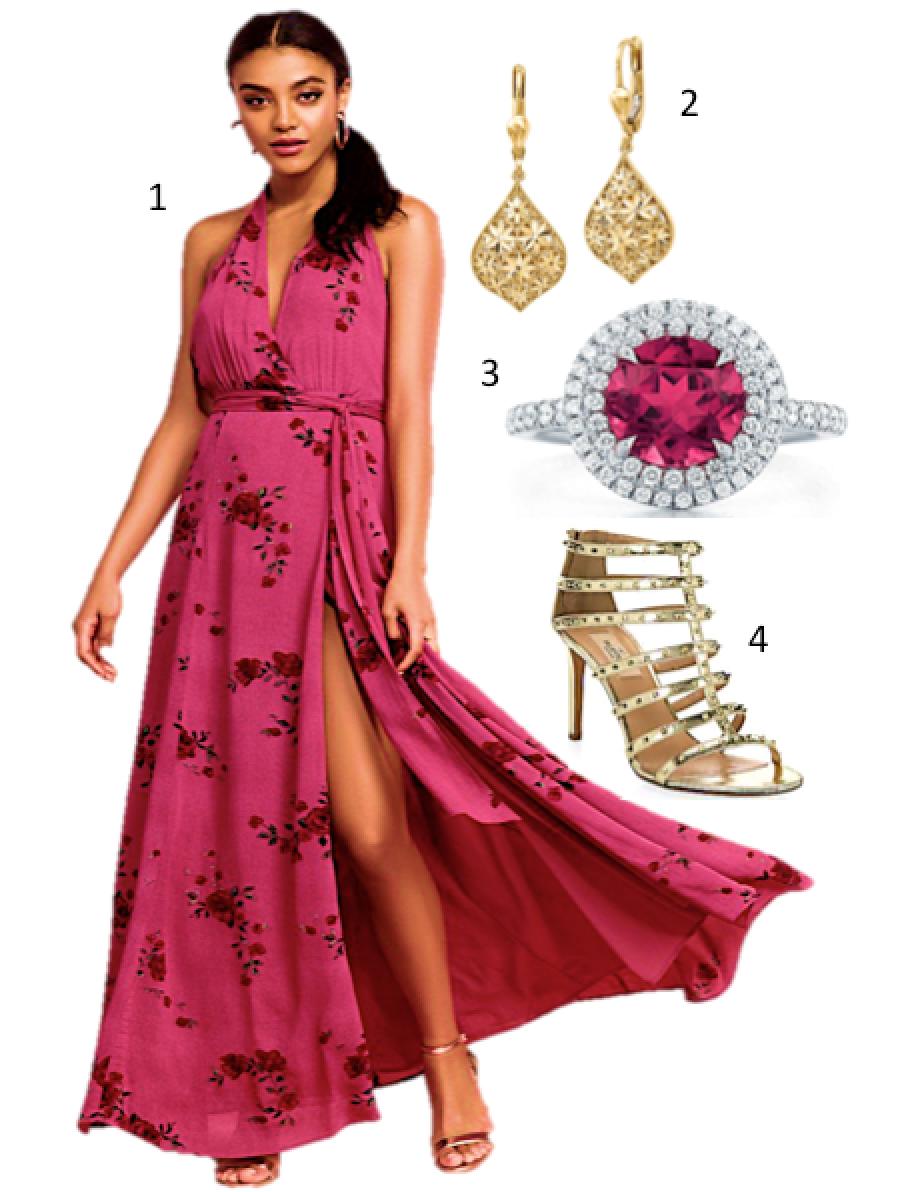 Inspiration Tuesday: Tropical Goddess