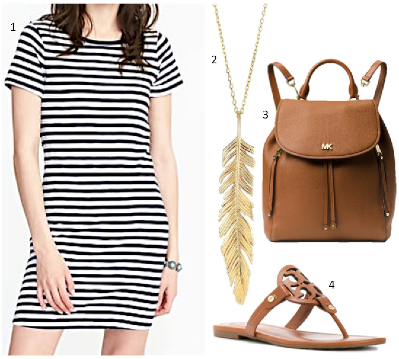 Inspiration Tuesday: T-Shirt Dress