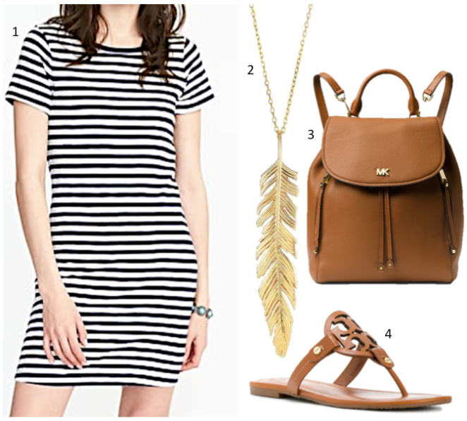 Inspiration Tuesday: T-Shirt Dress