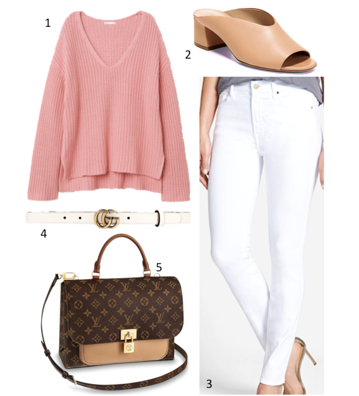 inspiration tuesday: summer nights in blush
