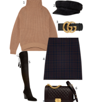 Inspiration Tuesday: Plaid Mini