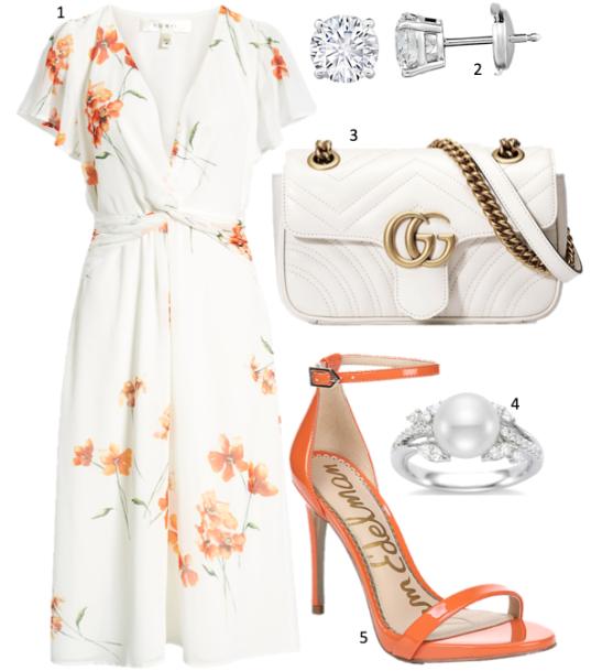 inspiration tuesday: orange blooms