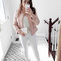 OOTD: Pink Tweed
