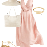 Inspiration Tuesday: Pink Seaside