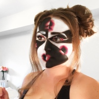 Halloween Makeup: Joker