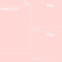 Desktop Planner Template